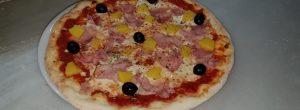 Pizza Ananas