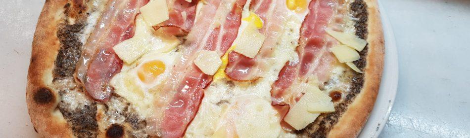 Pizza Peccato di Cardinale