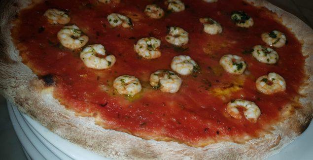 Pizza Sapore di Mare