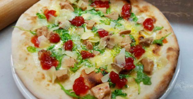 Pizzetta de Foie